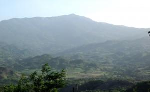 Las colinas en las que San Juan está ubicado