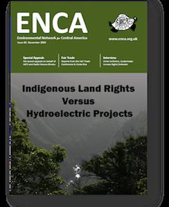 ENCA 65: Derechos de los Indígenas a la Tierra contra los Proyectos Hidroeléctricos